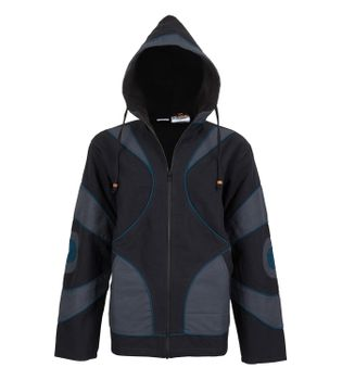 Cotton Hoodie with Fleece Lining