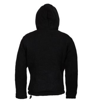 Kunst und Magie Nepal Baja knitted pullover for men – Bild 5