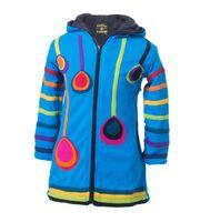 Kunst & Magie Kids Gnome Jacket with elfin hood Goa Psy 001