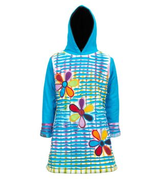 Kids Hippie Dress Batik Colors – Bild 1