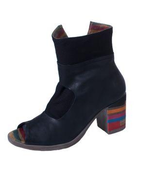 Papucei Damen Sandale / offene Stiefelette Elisa – Bild 1