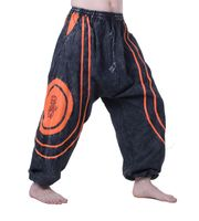 Men's Stonewashed Goa Baggy Pants