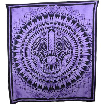 Magical India Fatima Wall hanging Tapestry – Bild 4