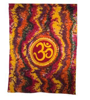 Kunst und Magie Indien OM Symbol Wall hanging