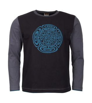 Unique Men's Hoodie with Tibetan OM-Symbol – Bild 1