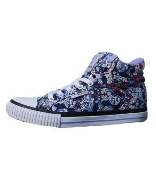 British Knights BK Dee Hohe Damen Sneakers – Bild 1