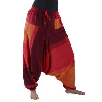 Kunst und Magie Oriental Aladin pants Afghani Trousers Shalwar Harem pants – Bild 17