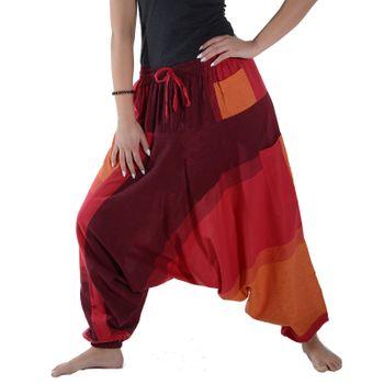 Kunst und Magie Oriental Aladin pants Afghani Trousers Shalwar Harem pants – Bild 15