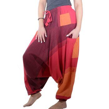Kunst und Magie Oriental Aladin pants Afghani Trousers Shalwar Harem pants – Bild 14