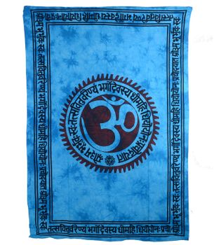 Meditation Wall hanging From India  – Bild 4