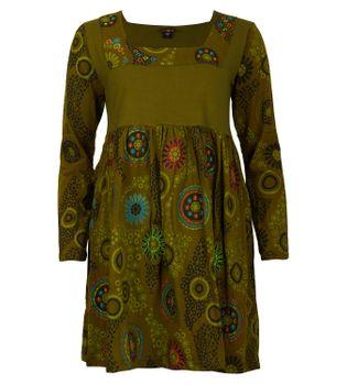 Minidress Longshirt Tunic Hippie Summer Dress in Great Colors – Bild 1