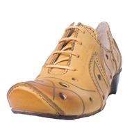 Rovers Crust Costa Amarillo Schnürpumps Damen Halbschuh 001