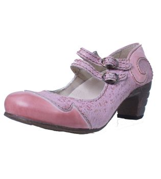 Rovers 51001 Crust Costa Viola Märchenhafte Sommer Pumps in Pink – Bild 3