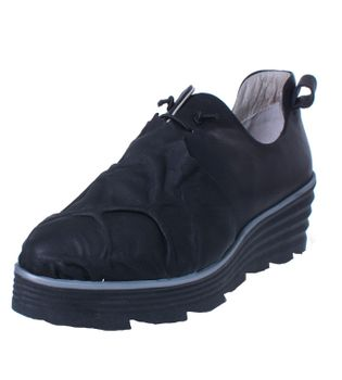 Papucei Amy Damen Halbschuh Black