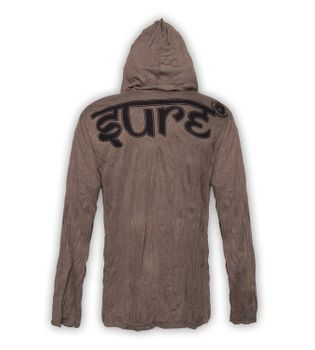 Kunst & Magie Sure Hoody Elephant Ganesha in hippie look – Bild 9