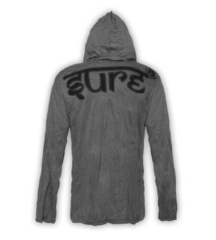 Kunst & Magie Sure Hoody Elephant Ganesha in hippie look – Bild 10