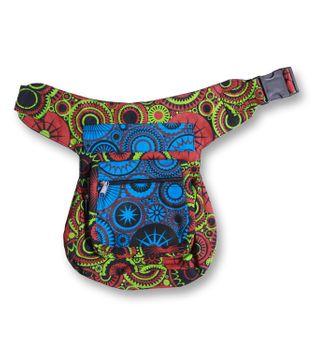 Belt Bag Mandala Print Festival Bag – Bild 1