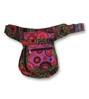Belt Bag Mandala Print Festival Bag – Bild 5