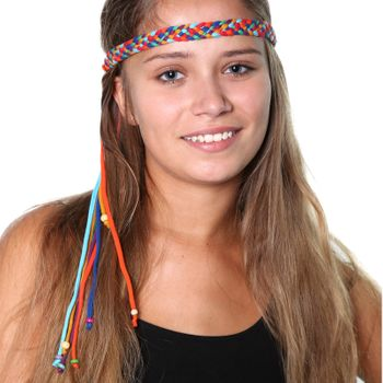 Colorful Free Size Headband – Bild 1