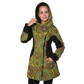 Stylish Goa Cotton Coat for Women – Bild 9