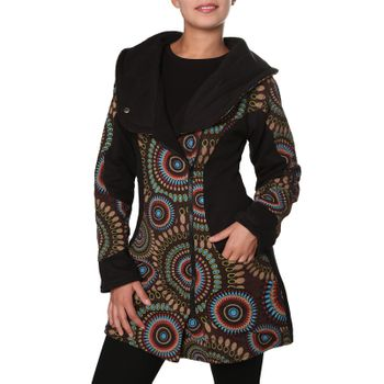 Stylish Goa Cotton Coat for Women – Bild 4