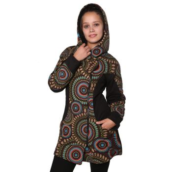 Stylish Goa Cotton Coat for Women – Bild 6