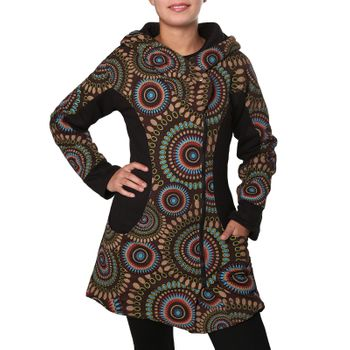 Stylish Goa Cotton Coat for Women – Bild 5