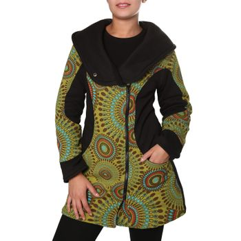 Stylish Goa Cotton Coat for Women – Bild 8