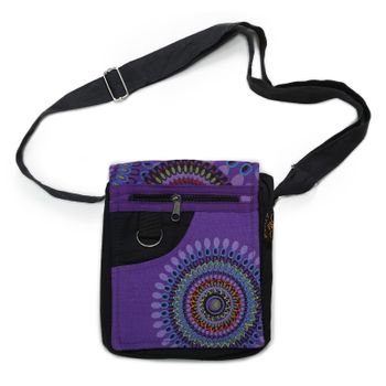 Alternative Women's Purse with Flower Pattern – Bild 10