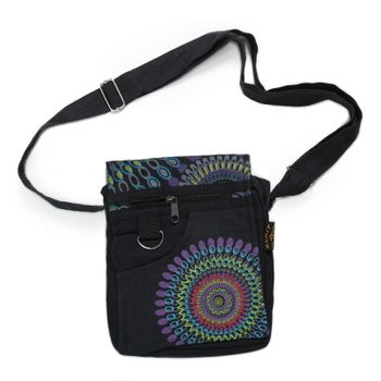 Alternative Women's Purse with Flower Pattern – Bild 4