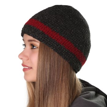 "Fancy Women's Hat ""Fall"" made from Fleece – Bild 2"