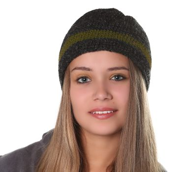 "Fancy Women's Hat ""Fall"" made from Fleece – Bild 7"