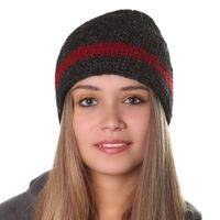 "Fancy Women's Hat ""Fall"" made from Fleece 001"
