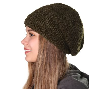 "Fancy Women's Hat ""Fall"" made from Fleece – Bild 6"