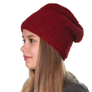 "Fancy Women's Hat ""Fall"" made from Fleece – Bild 10"
