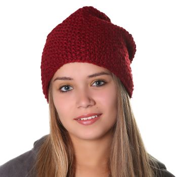 "Fancy Women's Hat ""Fall"" made from Fleece – Bild 9"
