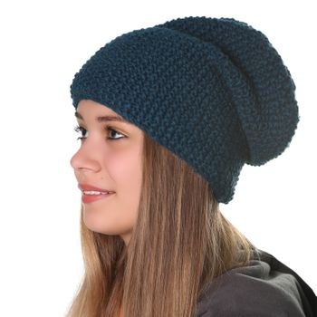 Kunst und Magie Beanie knitted wool with fleece lining Unisex - For her and him – Bild 2