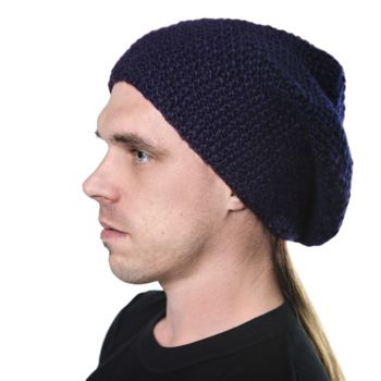 Kunst und Magie Beanie knitted wool with fleece lining Unisex - For her and him – Bild 14