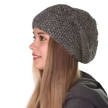 Kunst und Magie Beanie knitted wool with fleece lining Unisex - For her and him – Bild 4