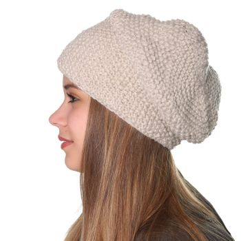 Kunst und Magie Beanie knitted wool with fleece lining Unisex - For her and him – Bild 9