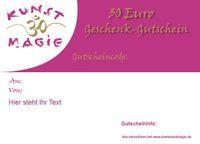 Geschenk-Gutschein im Wert von 30 Euro 001