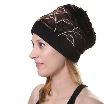 "Fancy Women's Hat ""Fall"" made from Fleece – Bild 18"