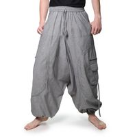 Unisex Psy Baggy Pants Hippie Pants Goa Cotton Dance Wear