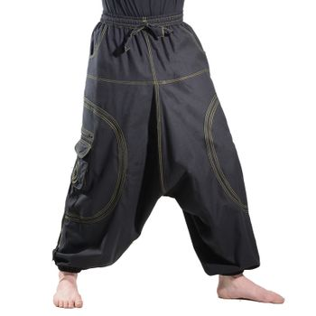 Psy Baggy Pants Hippie Pants Goa Cotton Dance Wear