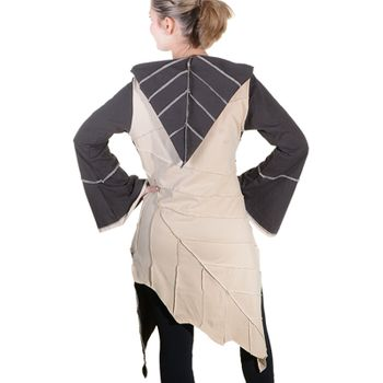 Dress Magical Leaf-shaped Tunic Longshirt – Bild 18