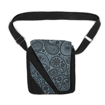 Alternative Women's Purse with 70s Paisley Pattern – Bild 3