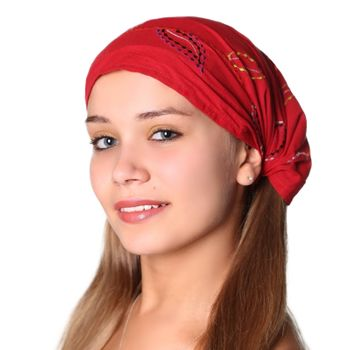 Colorful Free Size Headband – Bild 4