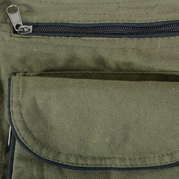 Kunst und Magie Double fanny pack Sidebag belt pouch pocket Festival Hippie Goa – Bild 19