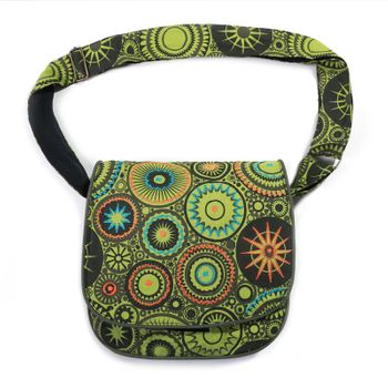 Patchwork Ethno Shoulder Bag Hippie Baba Bag