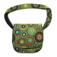 Patchwork Ethno Shoulder Bag Hippie Baba Bag 001